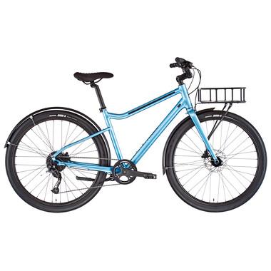 Vélo de Ville CANNONDALE TREADWELL EQ DIAMANT Bleu 2021